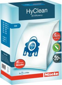 HyClean 3D Efficiency G/N Staubsaugerbeutel