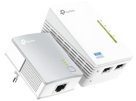 TL-WPA4220KIT(DE) AV500 WLAN N Powerline Set