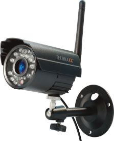 TX-28 Zusatzkamera Easy Security Camera Set