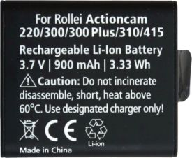 Battery for Actioncam 300 / 330