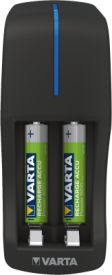 Easy Mini Charger (2x AA 2.100 mAh)