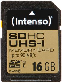 SD Card 16GB UHS-I Professional
