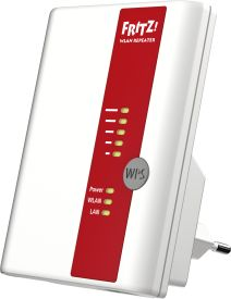 FRITZ!WLAN Repeater 450E International