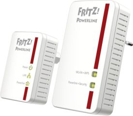 FRITZ!Powerline 540E WLAN Set International