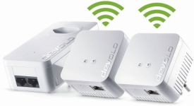 dLAN 550 WiFi Network Kit