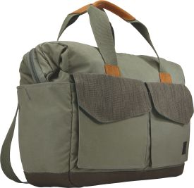 "LoDo 15.6"" Travel Bag PETROL GREEN"