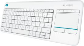K400 Plus Wireless Touch