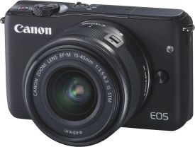 EOS M10 Kit mit EF-M 15-45mm IS STM