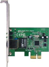 TG-3468 V2.0 Gigabit PCI Express Network Adapter