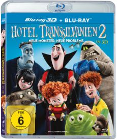 Hotel Transsilvanien 2 - 3D Version (2 Disc)