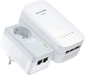 TL-WPA4530 KIT AV500-AC750-WLAN-Powerline-Extender