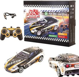 RC 3D Puzzle Car Crossfire
