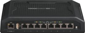 Toughswitch 8 Port Gigabit 24/48Volt passiv PoE