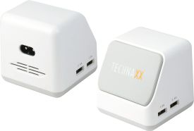 TE10 - 4-Port USB Magnetic Smart Charger