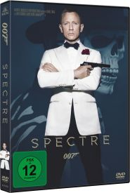 James Bond: Spectre DVD