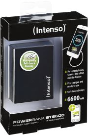 Powerbank Softtouch ST6600