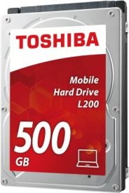 L200 500GB Mobile Hard Drive 2,5""