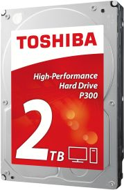 P300 2TB High-Performance Hard Drive 3,5""
