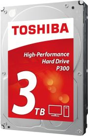 P300 3TB High-Performance Hard Drive 3,5""