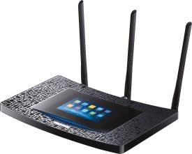 Touch P5 AC1900 Touch Screen Wi-Fi Gigabit Router