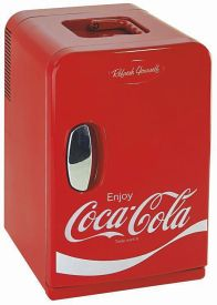 Coca-Cola Mini Fridge 15