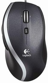 M500 Corded Mouse - USB