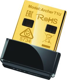 Archer T1U AC450 Wireless Nano USB Adapter