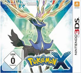 3DS Pokemon X
