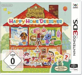 3DS Animal Crossing Happy Home Designer