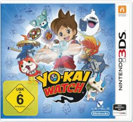 3DS YO-KAI WATCH®