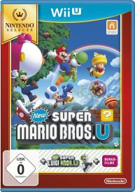 Wii U New Super Mario Bros. U + New Super Luigi U Selects