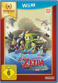 Wii U The Legend of Zelada: The Wind Waker HD Selects