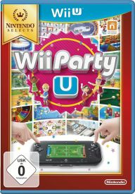 Wii U Party U Selects