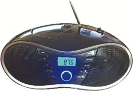 CD58USB Tragbares CD/MP3/Radio