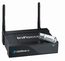 LiteShow 3 Wireless Lan Modul