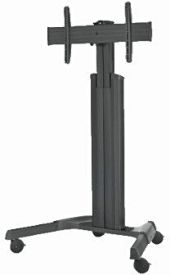 Display Cart for Displays up to 70""