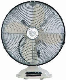 VTM 31BE.EU 30cm Table Metal Fan
