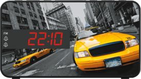 RR15 Radiowecker - New York Taxi