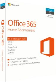 Office 365 Home 5 User DE