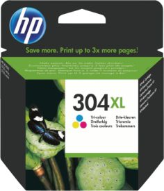 N9K07AE HP 304 Color XL