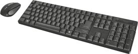 XIMO Wireless Keyboard & Mouse DE