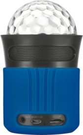 Dixxo Go Bluetooth Wireless Speaker with party lights