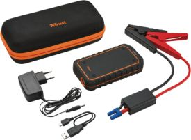Car Jump Starter & Powerbank 10.000 mAh
