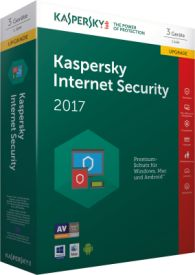 Internet Security 2017 3User Upgrade