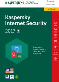 Internet Security 2017 1PC Upgrade D/F/I
