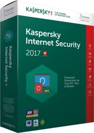 Internet Security 2017 3PC Mini-Eurobox D/F/I