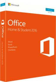 Office 2016 Home & Student DE