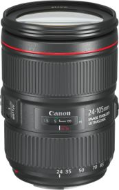 EF 24-105mm 1:4 L IS II USM