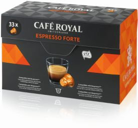 Cafè Royal XL Box Espresso Forte