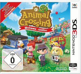3DS Animal Crossing: New Leaf - Welcome amiibo